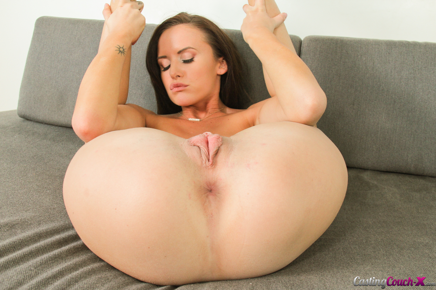Castingcouchx big tits brooke wylde auditions for porn