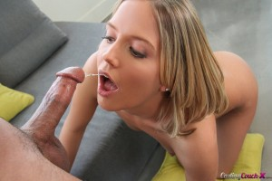 Casting Couch X Megan Sweetz 9