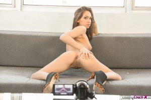 Casting Couch X Sara Luv 2